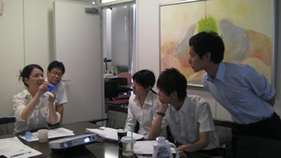 サマーインターンシッププログラム2011